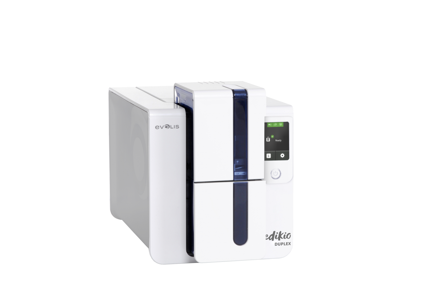 Edikio duplex printer