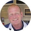 Kees Harteveld, manager of the Harteveld Vis fishmongers